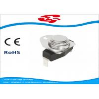 Quality Ksd302 Snap Disc Thermostat Bimetal Temperature Limiter Protect Switch wholesale