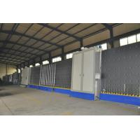 China Automatic Insulating Glass Line with Online Gas Filling,Automatic IGU Line,Insulating Glass Machine on sale