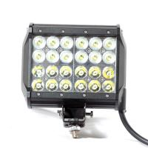 Quality 100% quality assurance 6.5 inch spot beam/flood beam 72w 4 row car yacht led light bar for wholesale