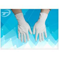 Quality Allergy Resistance Nitrile Surgical Gloves / Great Flexibility Medical Exam Gloves wholesale