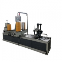 China Automatic Kraft Paper Core And Tube Making Machine For Paper Core  Industry on sale
