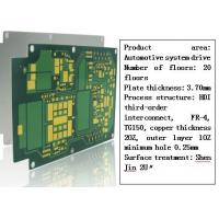 Quality Arbitrary Order HDI High Density Circuit Board , Multilayer Circuit Board wholesale
