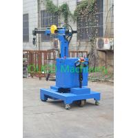 Quality movable telescopic boom electric crane with luffing and slewing system Industry Crane wholesale