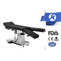 Quality Professional Operation Room Surgical Operating Table With Battery Available wholesale