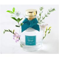 Quality Relaxing Blend Of Vanilla &Rose&Lavender 120ml OEM Reed Diffuser Air Quality wholesale