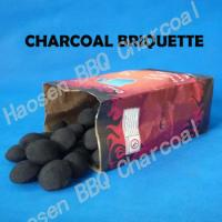 China BBQ Charcoal Briquettes on sale