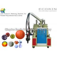 Children Toys Making PU Foaming Machine With Mixing Head Auto - Cleaning Function