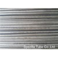 Quality ASTM B677 Super Austenitic Seamless Stainless Steel Tube TP904L For Gas Washing wholesale