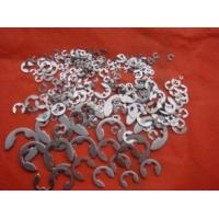 Quality DIN6799 Retaining E-Ring SUS304 316 Stainless Steel Fasteners wholesale