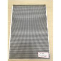 Quality 500D X 500D 9x13 Reinforced PVC Coated Polyester Mesh Black Mesh for Outdoor Fence wholesale