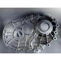China Durable Aluminium Die Casting Products / Motorcycle Spare Parts Cover on sale