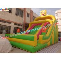 China Customized colorful Jumping slide,  Inflatable Slide , Commercial Moonwalks for Children on sale