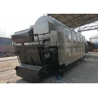 Quality Horizontal Chain Grate Coal Fired Steam Boiler Low Fuel Consuming SGS Approved wholesale