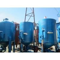 Quality 200 Liters Abrasive Sand Grit Blasting Equipment For Pressure Release System wholesale