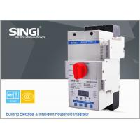Quality CPS 100A Isolating Air Circuit Breakers / Control and protection switch 3P 380 / 690V wholesale