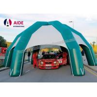 Cheap Outdoor Inflatable Car Garage tent , Advertising Inflatable Sports Tunnel for sale