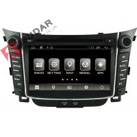 Quality 1080p Radio Android 6.0 2 Din Car Dvd Player For HYUNDAI I30 2011-2013 wholesale