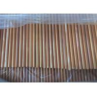 Quality 0.3 - 20mm Wall Thickness C23000 Copper Alloy Tube 1 - 10000mm Length For Refrigerator wholesale