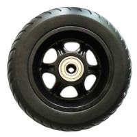 China Flat free tires on sale