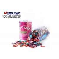 Quality Super Drum Hard Sugar Free Fat Free Candy Delicious For Christmas Party wholesale