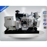 Quality 40kw-176kw 4 Wires Marine Generator Set With DC24V Electrical Starting wholesale