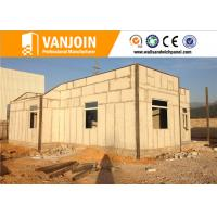 Quality 100mm Calcium Silicate EPS Cement Sandwich Wall Panel for Floor wholesale