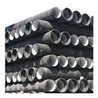 Quality ISO2531 / EN545 ductile centrifugal cast iron pipe  with Zinc coating wholesale