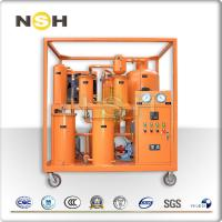 Quality Impurities Removal Turbine Lube Oil System Light Weight Low Noise Fixing Type wholesale