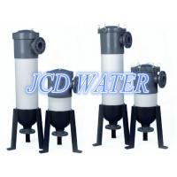 Quality Plastic Cartridge Filter Housing For Hydraulic Fluid , Corrosion Resistant wholesale