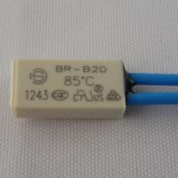 Quality Compact 250V 5A AC Thermal Protector , Bimetal Thermal Switch For Coils wholesale