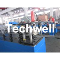 Quality Light Steel Roof Truss Roll Forming Machine For Roof Ceiling Batten, Furring Channel wholesale