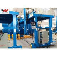 Quality Professional H / I Beam Flange And Seam Welding Line Automatic Welding Machine wholesale
