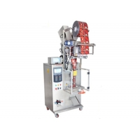Quality 80ml Automatic Dry Powder Filling And Packing Machine 110mm Bag Drawing wholesale