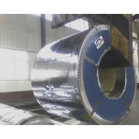 Quality Hot Dipped Galvanized Steel Coils , DX51D Galvanized Steel Coil wholesale