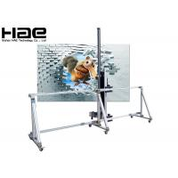 Buy cheap Cable Connection Photo Wall Printing Machine , Large Format Vertical Printing from wholesalers