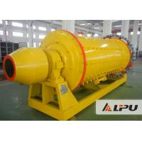 Buy cheap Durable Horizontal Mining Ball Mill For Mineral Ore Beneficiation Plant product