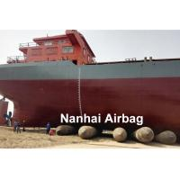 Quality Pneumatic Air Lift Bags Marine Salvage Airbags For Floating Ship / Ship Launching wholesale