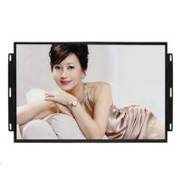 Quality Custom 17 Inch Open Frame LCD Display Digital Signage For Kiosk / Atm Machine wholesale