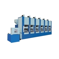 China 6 Stations EVA Injection Machine on sale