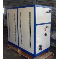 Quality 90 Kw/h Cooling Capacity Sanyo/Copeland Brand Compressor Plastic Injection Molding Chiller With Complete Protection wholesale