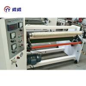 Quality Aluminum Foil Adhesive Tape 1000mm Jumbo Roll Rewinding Machine wholesale