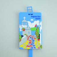 Quality Promotion and Advertising High Grade quality gift of PVC Luggage Tags wholesale