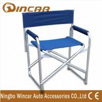 Quality vehicle Outdoor Camping Chairs , 600D folding chair for Lawn / Fishing / beach wholesale