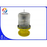 Quality AH-LS/P Low-intensity Solar-Powered Aviation Obstruction Light wholesale