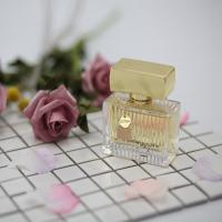 Quality Luxury Carved Glass Bottles Home Fragrance Spray With Customized Color wholesale