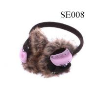 Quality Good style and high quality ear muffs SE008 head wear warm ear warmers ear cover wholesale