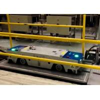 Easy Maintaining Omni Directional Tunnel AGV Material Handling 300kg Loading