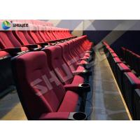 Cheap Playground Indoor Movie Theater Sound Vibration 4D Cinema Equipment With 500 Films for sale