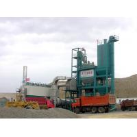 Buy cheap 180tph Hoisting Capacity Hot Mix Asphalt Plant , 5 Layer Vibration Screen Asphalt Mixer Plant With SKF Bearing product