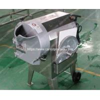 Quality Multi-Function Carrot Cutting Machine for Chips, Stick and Cube Shape wholesale